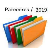 Pareceres  / 2019